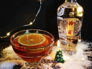 Recipe: Festive Cocktails from Fenjiu