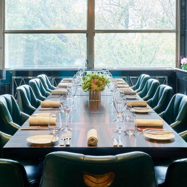 Private Dininig Rooms - London