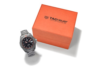 Tag Heuer x Bamford Watch Department present limited-edition Aquaracer