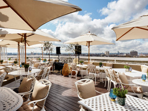 Iconic LA restaurant the Polo Lounge arrives in London at The Dorchester Rooftop