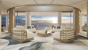 A look inside M/Y NJORD's stunning interiors designed by FM Architettura