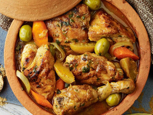 Recipe: Bring the spices of Mandarin Oriental Marrakech to your kitchen - Chicken Tagine