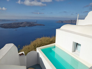 onefinestay launches new luxury villa collection on the Greek islands of Santorini and Mykonos