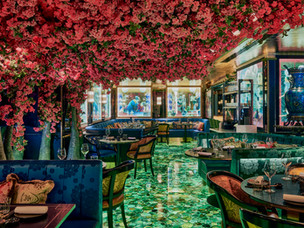 Star-studded event welcomes The Ivy Asia to fashionable King's Road in Chelsea