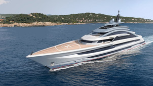 Heesen Yachts' Project Cosmos - The largest, fastest full-aluminium yacht in the world