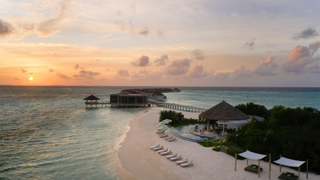 An oasis in the Indian Ocean, Le Méridien Maldives Resort & Spa opens