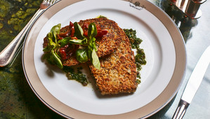 Corbin & King bring London's finest cuisine to your kitchen table...
