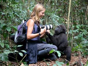 British filmmaker and photographer Madeleine Farley