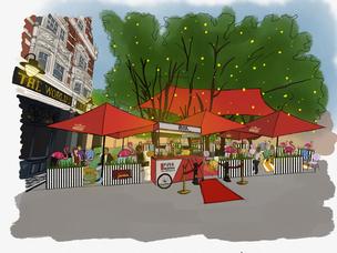 Chelsea Funhouse to open Jolie Jardin in Chelsea