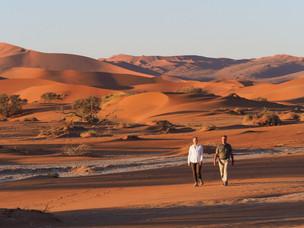 Escape to the desert dunes - Wilderness Safaris' Little Kulala