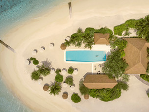 Find the ultimate in luxury and solitude at COMO Hotels and Resorts