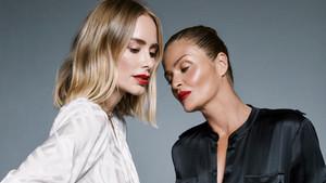 Launching worldwide - ANINE BING xHelena Christensen new collection