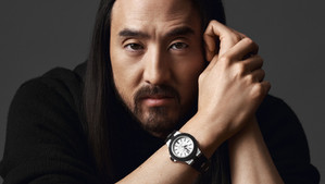 Bvlgari collaborates with Steve Aoki on iconic new watch - Aluminium Steve Aoki special edition
