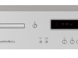 Music to your ears! The Luxman D-03X