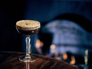 Cocktail Recipe: The Espresso Martini from The Library Bar at The Lanesborough, London