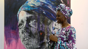 Stunning art and photography on show in Nigeria for West Africa's premier art fair - ART X Lagos