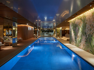 Dorchester Collection's 45 Park Lane launches stunning wellness spa