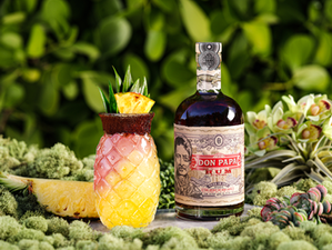 Cocktail Recipe: A taste of Sugarlandia with Don Papa Rum