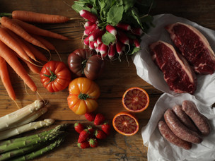 Artisanal food supplier Le Marché des Chefs offers fine dining hampers