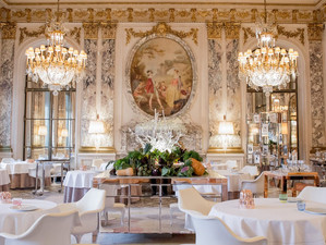 Bouhours creates new culinary identity at The Dorchester Collection's Le Meurice, Paris