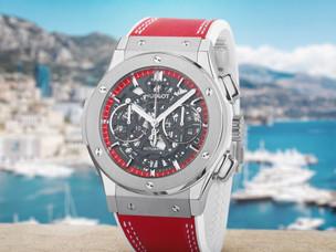 Hublot - Classic Fusion Aerofusion Chronograph Special Edition 'Boutique Monaco'