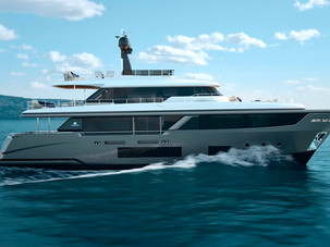 Custom Line Navetta 30: Welcome to a new dimension in design