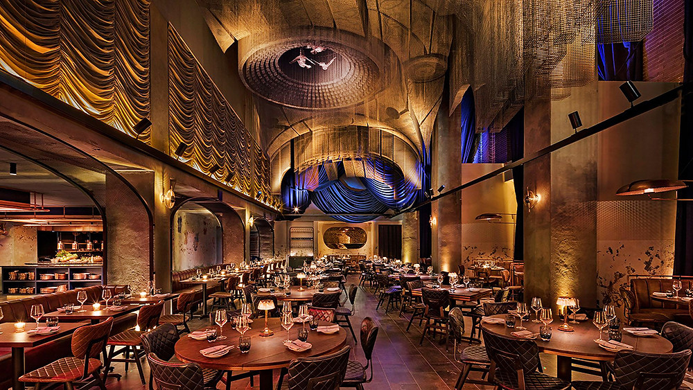 Moxy NYC Cathedrale