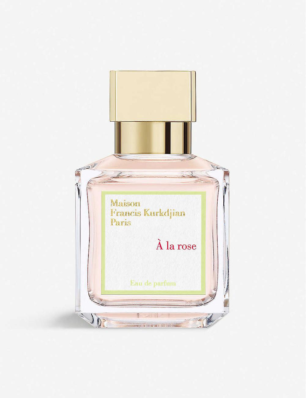 Maison Francis Kurkdjian A la Rose Eau de parfum