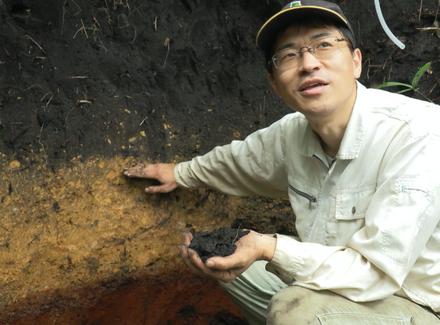 9月23日(水)NHKワールド Science View「土ハンターが挑む!100億人を養う土壌づくり」(英語放送)