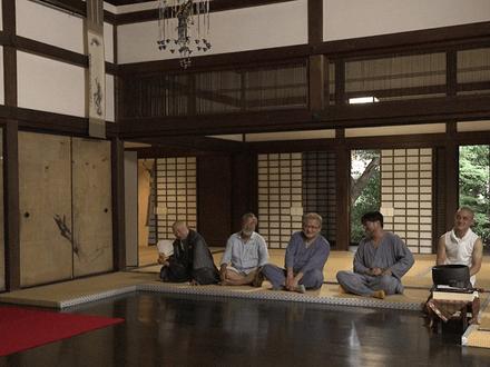 「傑作か、それとも…京都大徳寺・真珠庵での格闘」