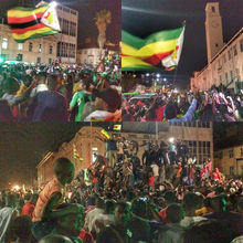 Zimbabwe Update: #notacoup Day 5