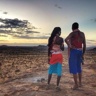 grounded in samburuland #intothewildsafa