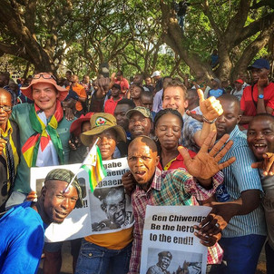 Zimbabwe Update: #notacoup Day 8