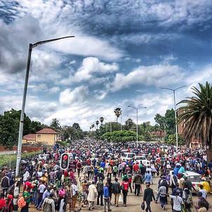Zimbabwe Update: #notacoup Day 2.5