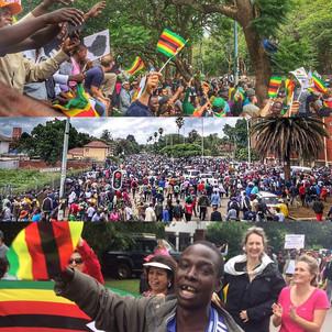 Zimbabwe Update: #notacoup Day 4