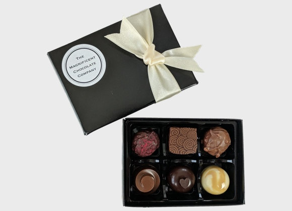 Mothers Day Chocolates Box of 6