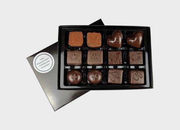 Vegan Chocolates Box of 12