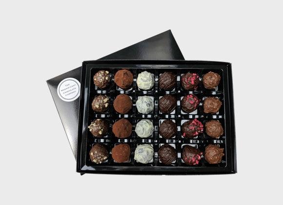 Chocolate Truffles Box of 24