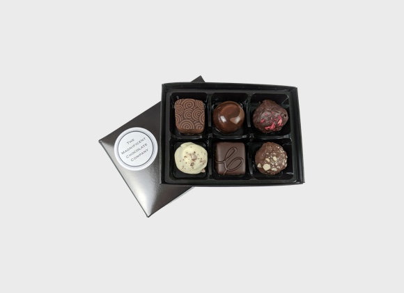 'A Bit Of Everything' Chocolates Box of 6