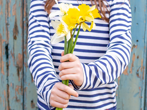 Welcoming Spring...