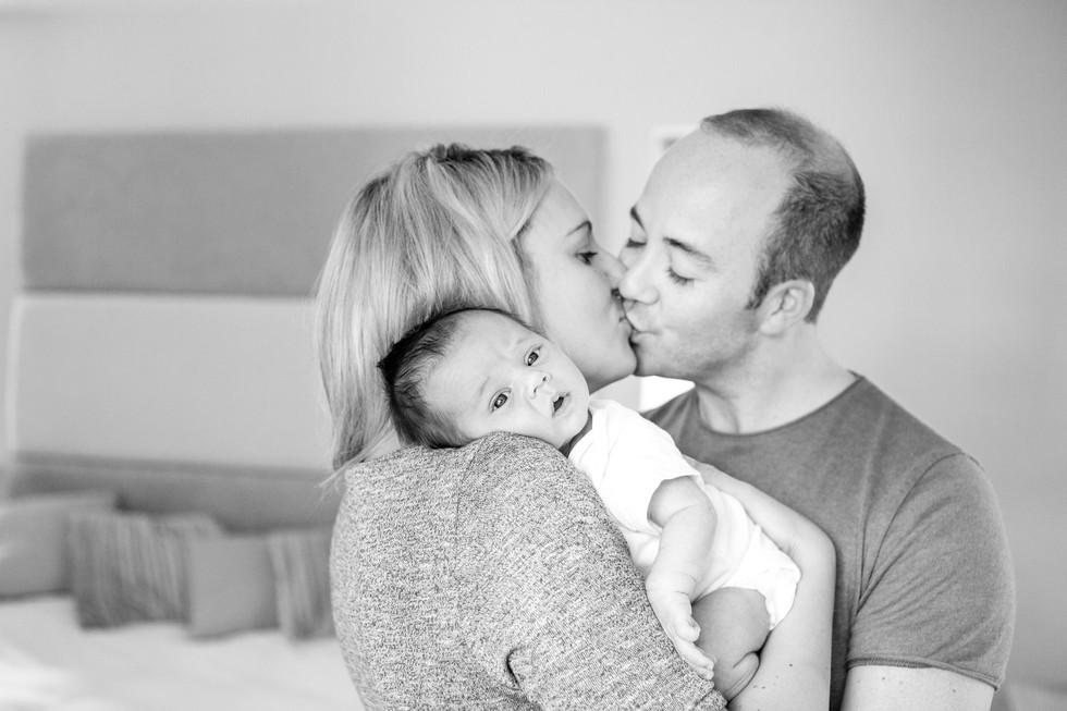 Dorset Days newborn and baby photography by Purbeck baby photographer