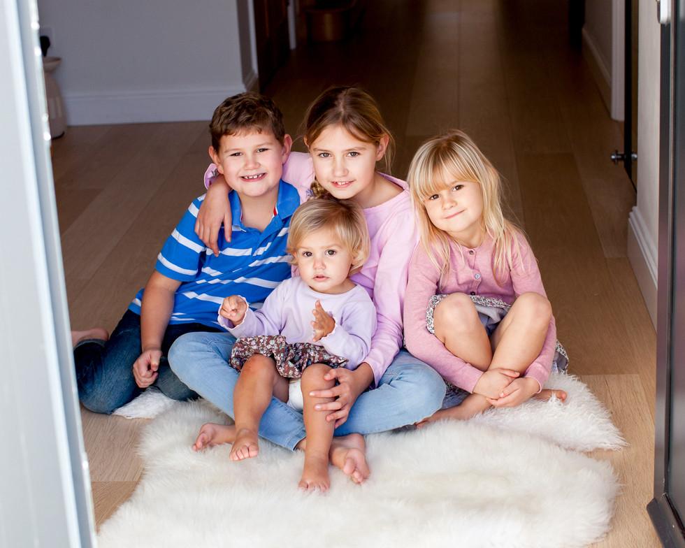 Dorset Days family photography by Lulworth family photographer