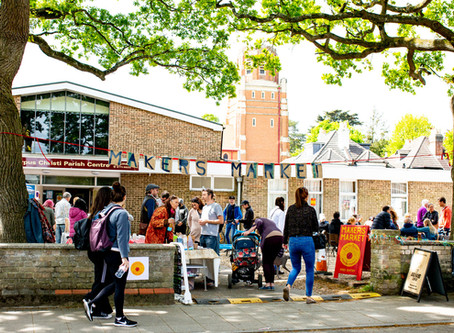 South Coast Makers Market Boscombe - Monday 6th May