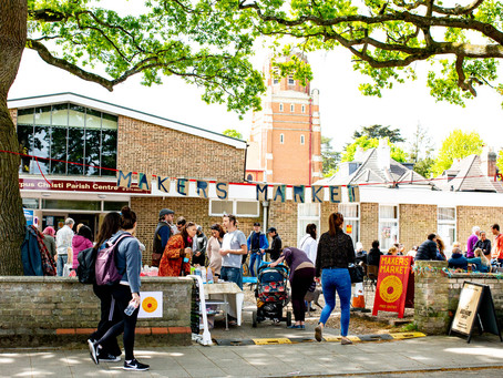 South Coast Makers Market Boscombe - Monday 6th May