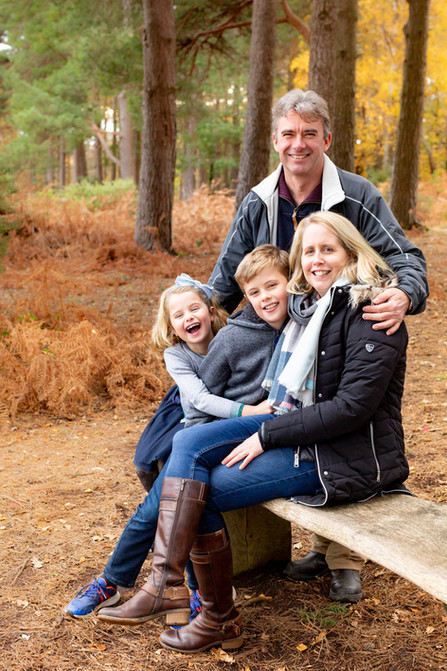 Dorset Days family photoshoot | Autumn mini shoot | photoshoot | Wareham Forest & Arne Nature Reserve
