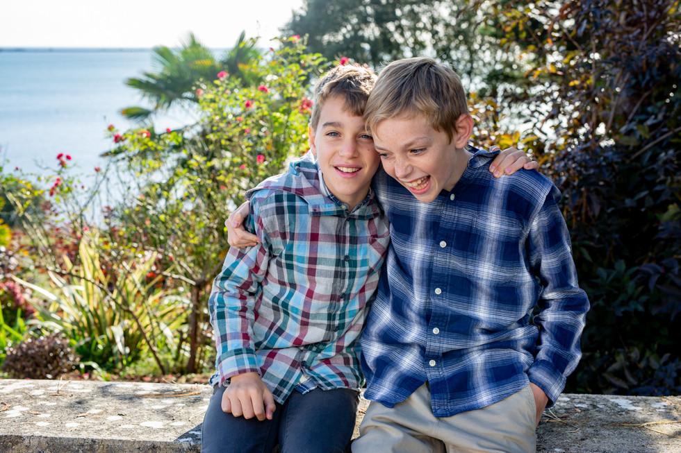 Dorset Days family photoshoot | Weymouth extended family photoshoot | National Trust Portland House