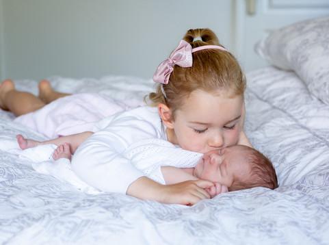 Newborn photo shoot at home in Dorset   Dorset newborn photographer