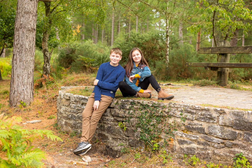 Dorset Days family photography autumn sessions