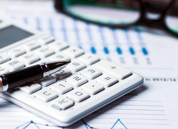 Учет доходов и расходов | готовое решение | финансовая модель