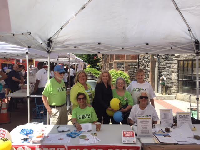 Roosevelt Island Day Blood Drive | Sponsored by Roosevelt Island Senior Association